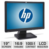 "19"" HP LE1901w Widescreen LCD Monitor"