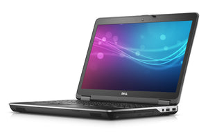 "Dell Latitude e6540 15.6"" Laptop Intel Core i5 8GB DDR3L Memory Windows 10 Pro 128GB SSD Solid State Drive Grade B"