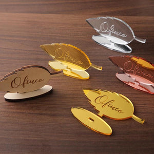 Mini Leaf Standee