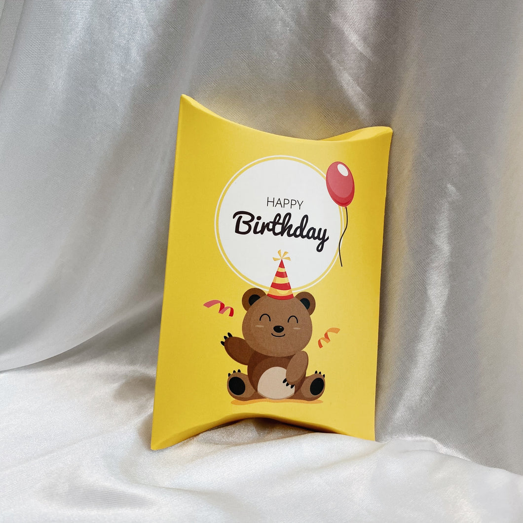 Bear Gift Box (5pcs)
