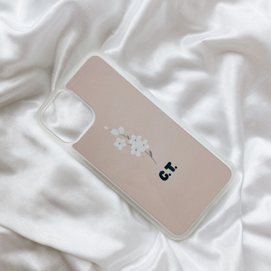 Christine Floral Phone Case