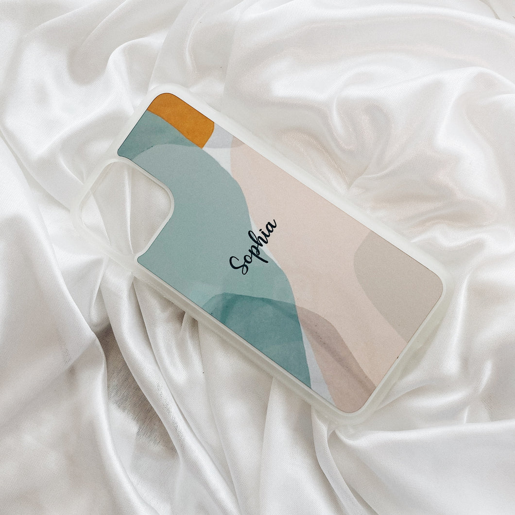 Sophia Abstract Phone Case