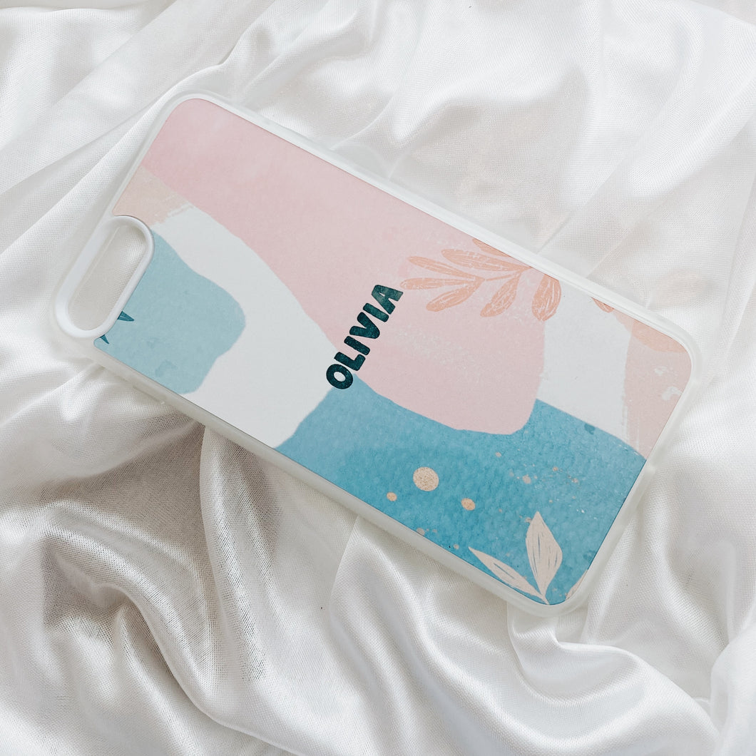 Olivia Abstract Phone Case