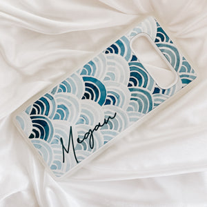 Megan Wavy Phone Case