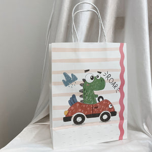 Dinosaur Gift Bag (5pcs)