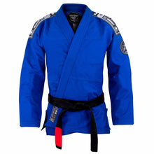 Load image into Gallery viewer, BAD BOY FOUNDATION BJJ GI - BLUE - karavasgym