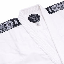 Load image into Gallery viewer, BAD BOY FOUNDATION BJJ GI - WHITE - karavasgym
