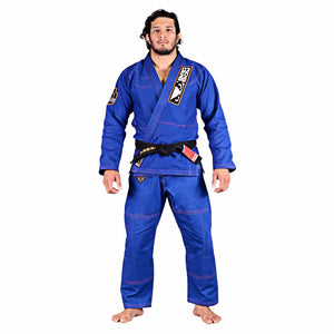 BAD BOY SAI TRAINING SERIES BJJ GI - BLUE - karavasgym
