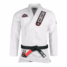 Load image into Gallery viewer, BAD BOY NORTH BJJ GI - WHITE - karavasgym