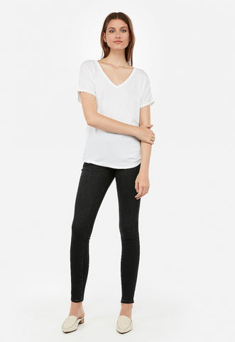 express one eleven strappy back london tee