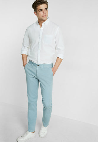 skinny fit chino pant