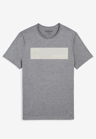 Express Usa Nyc Graphic Tee