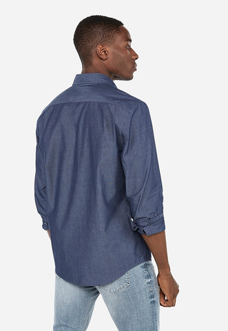 Classic Soft Wash Button-Down Shirt