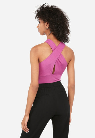 Cross Halter Tank