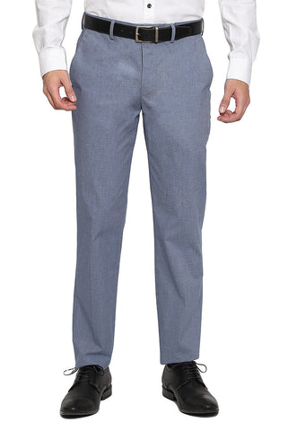 Graphite Chambray Slim Fit