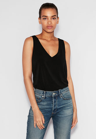 V-Neck Essential Tank