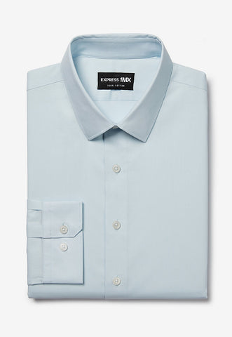 extra slim solid stretch 1mx shirt