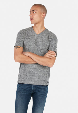 EXP nyc stretch v-neck tee