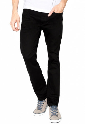 Skinny Black Stretch Jeans