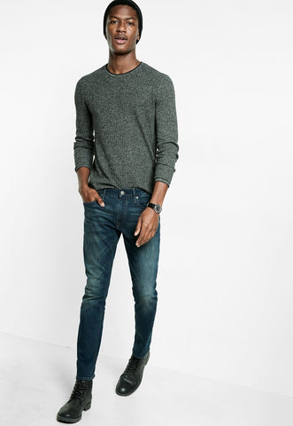 Skinny Fit Skinny Leg Flex Stretch Jeans