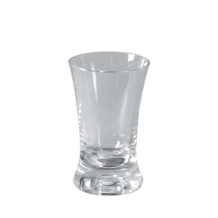 Bo-Camp - Borrelglas Polycarbonaat 45ML-Glasses-Glazen-Borrel-Shotglazen-Onbreekbaar-45ml-Kamperen-Camping-Glamping-Glaravans