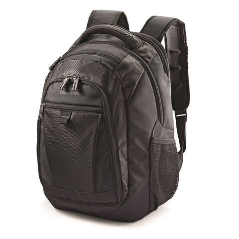 Samsonite - Tectonic 2 Medium Backpack In Black/Lime