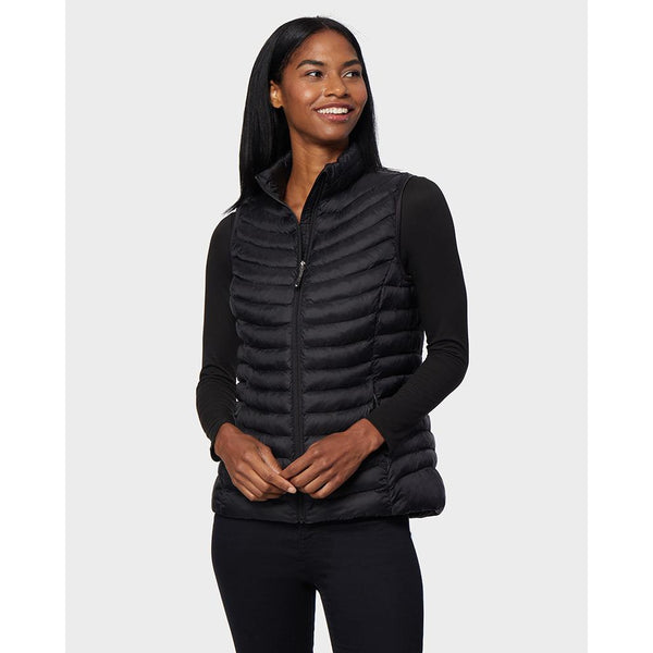 Women's Lightweight Poly-Fill Packable Vest