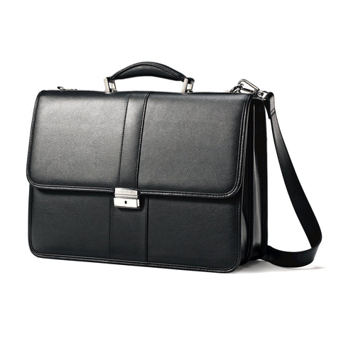 Samsonite - Leather Flapover Business Case