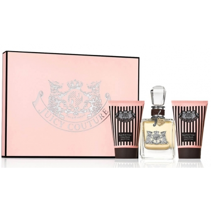 JUICY COUTURE - Juicy Couture 3pc Gift Set