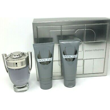 PACO RABANNE- Invictus 3pc Gift Set