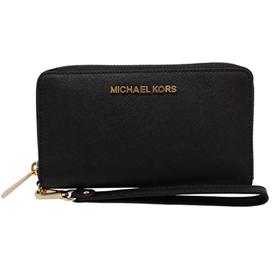 Michael Kors - Jet Set Wallet,  Black