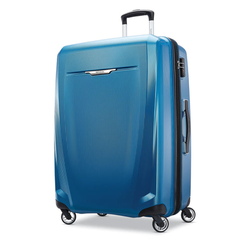 "Samsonite - Winfield 3 DXL Hardside 28"" Spinner - Blue/Navy"