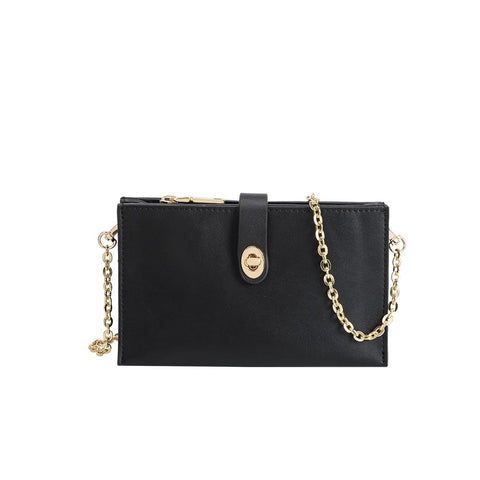 Melie Bianco Alicia Crossbody, Black