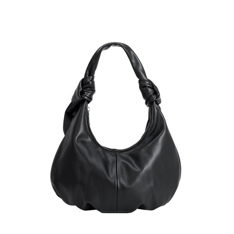Melie Bianco Emma Shoulder Bag, Black