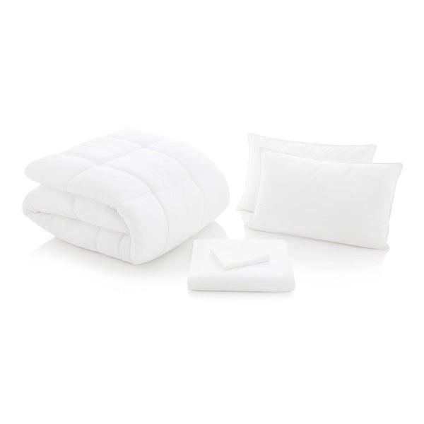Reversible Bed in a Bag - White