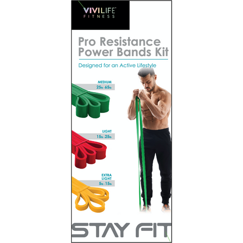 Pro Resistance Power Bands