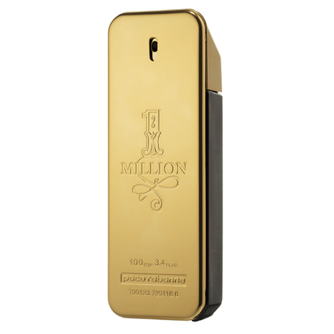 PACO RABANNE - 1 Million Eau de Toilette, 3.4 oz