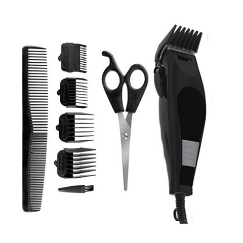 10 Piece Hair & Beard Clipping Kit