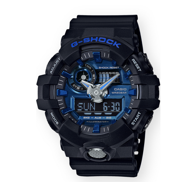 G-Shock - 3D Super Illuminator