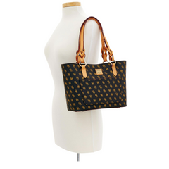 Dooney & Bourke Blakely Small Tammy Tote, Signature Logo
