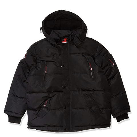 Canada Weather Gear Men's Parka Jacket
