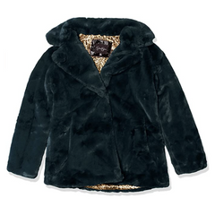 Jessica Simpson Cozy Faux Fur Jacket