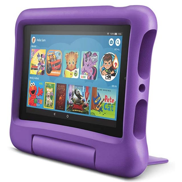 "Kids Edition Kindle Fire 7""-16GB Purple"
