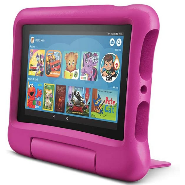 "Kids Edition Kindle Fire 7""-16GB Pink"