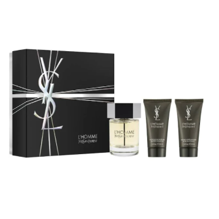 YVES SAINT LAURENT - L'Homme 3 Piece gift Set