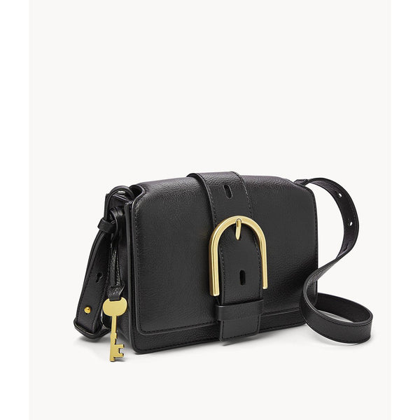 Fossil Wiley Crossbody, Black