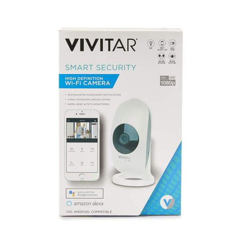 Smart Security High Definition Wi-Fi Camera