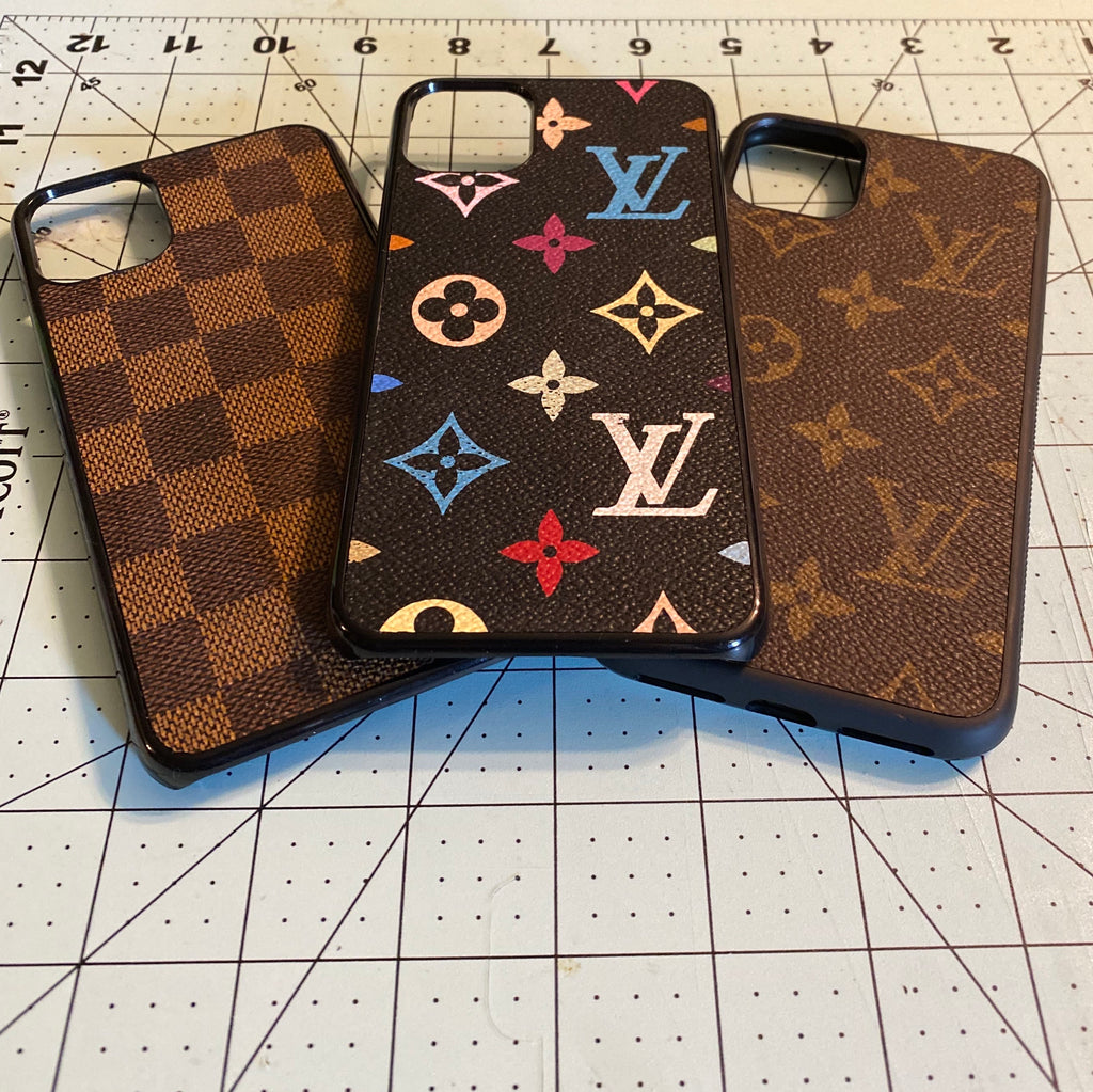 Louis Vuitton Multicolore Custom Handmade Phone Case