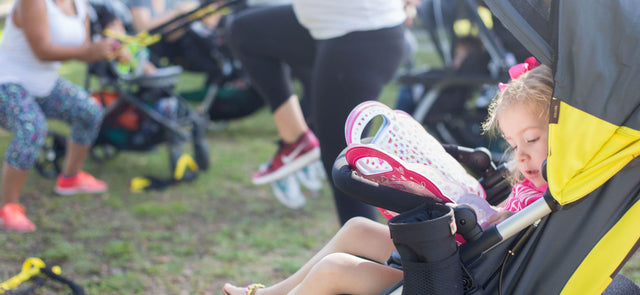 Trainer Tips: Cold-Weather Stroller Workout Plan