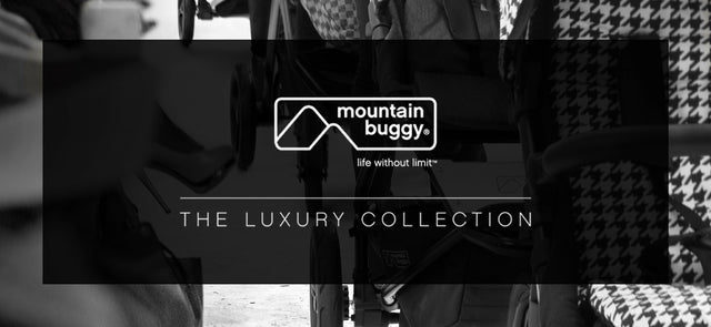 Mountain Buggy launches full luxury collection